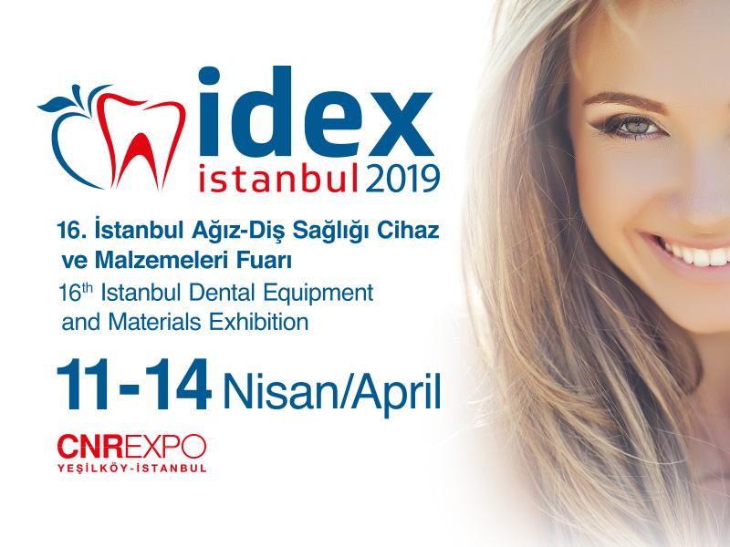 İDEX FUARI 2019