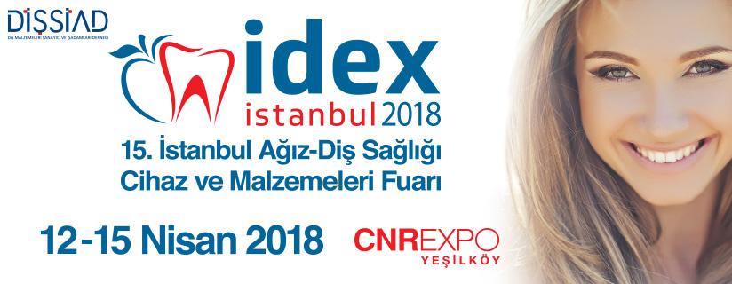 İDEX İstanbul 2018